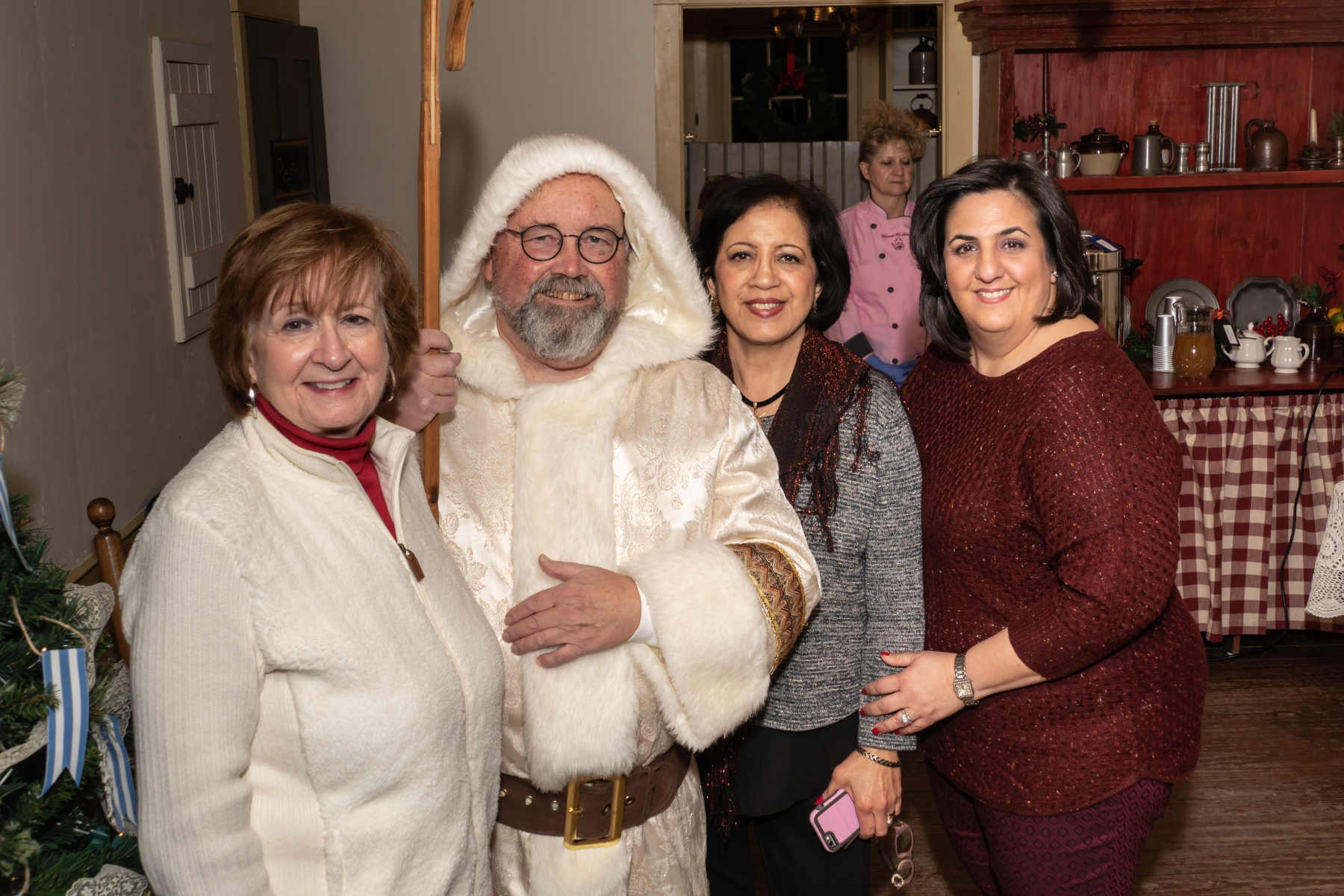 Carol Vandenbrul, Landia Eadeh, Marlyne Musleh