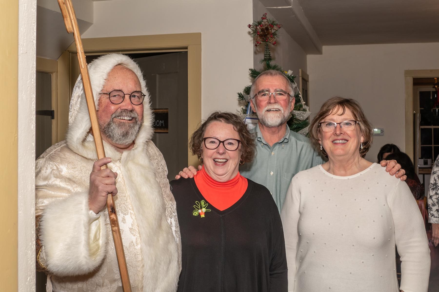 Robert Sochacki, Mary Jane & Jim Kearns, Rhonda York.