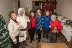 Nanci Olgren, Jan Wilhelm, Jane Spence, Judy Poole, Janet Beaber