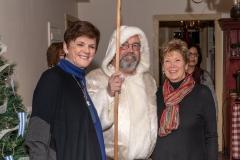 Gail Preston, Robert Sochacki, Jane Hecker.