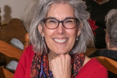Susan Schanne, AAUW Xmas Party, Cady Inn, Mill Race Village, Northville, MI, Dec-2018